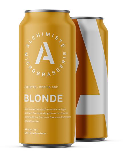 Image sur Alchimiste - Blonde