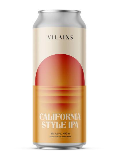 Image sur Vilains - California Style IPA