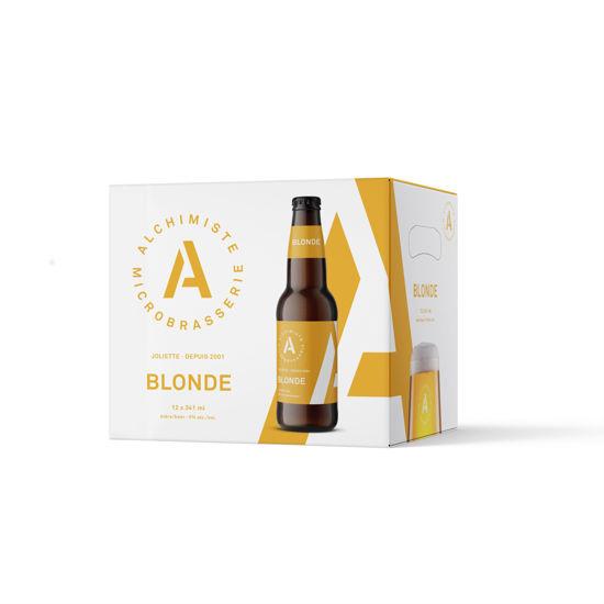 Image sur Alchimiste - Blonde / caisse de 12 bouteilles