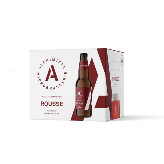 Image sur Alchimiste - Rousse / caisse de 12 bouteilles