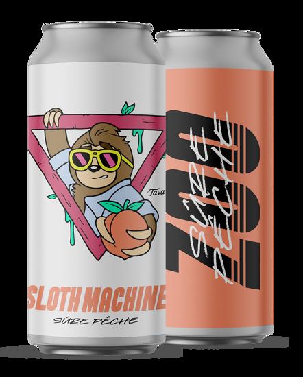 Image sur ZOO - Sloth Machine